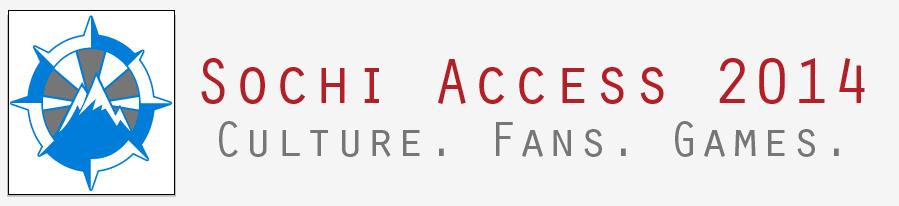 Sochi Access 2014