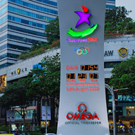 Singapore 2010 Youth Olympics Sporting Events