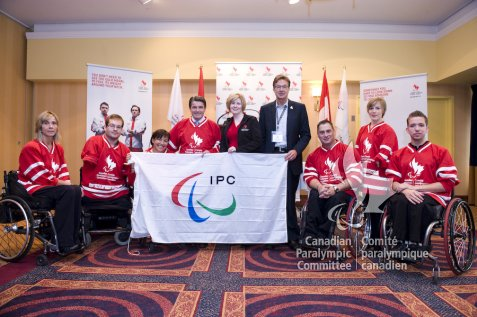 Canadian Paralympic Committee Receives New Funding