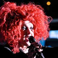 Photo of the Day: Cyndi Lauper at the 2010 PNE