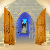 Photo of the Day: The Ice Hotel, Quebec