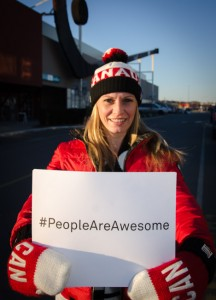 #PeopleAreAwesome