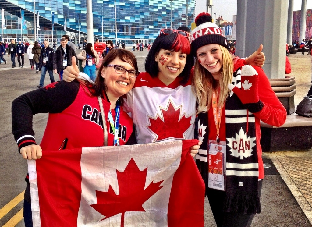 Canadian Beauties!