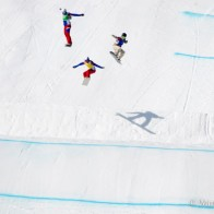 Ladies Snowboard Cross - Sochi 2014 Olympics