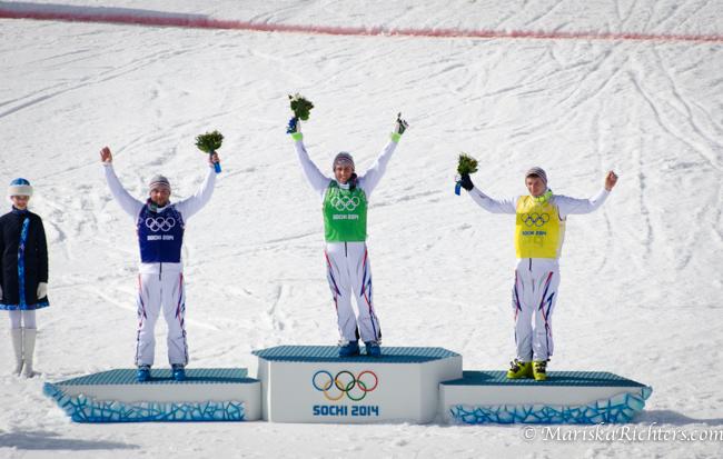 Men's Ski Cross French Medalists
