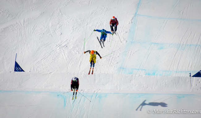 Men's Ski Cross