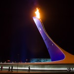 Sochi 2014 Olympic Cauldron