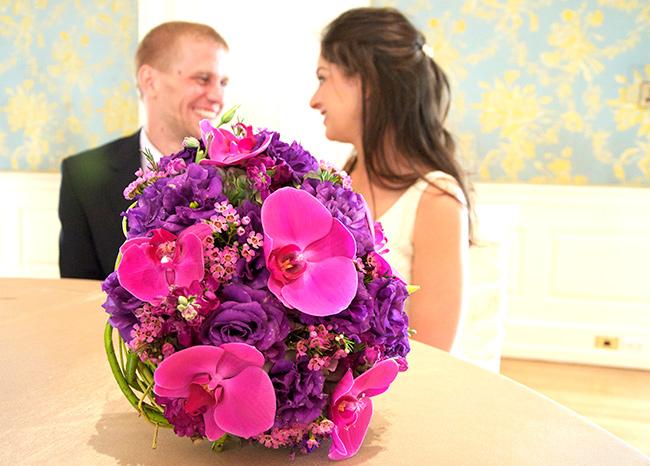 Pugz & Lori Wedding