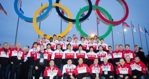 Canadian Men's Olympic Hockey Team 2014