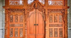 Villa Kembang Kertas Bali - Main entrance