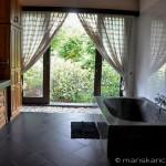 Villa Kembang Kertas Bali - Master bedroom