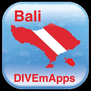 Bali DIVEmApps logo