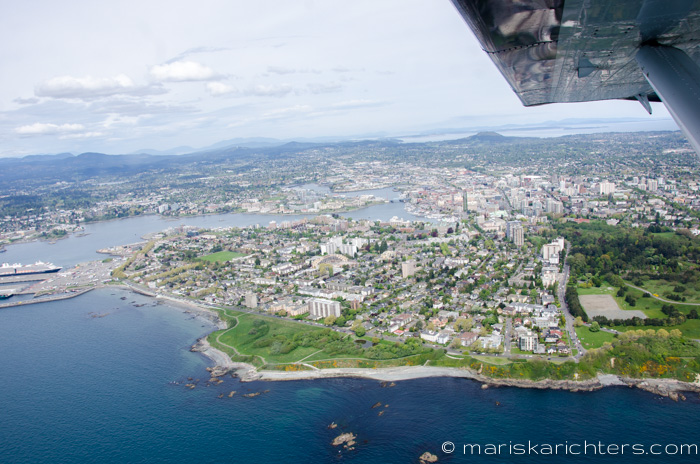 Harbour Air Scenic Flight