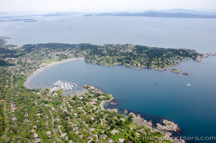 Harbour Air Scenic Flight