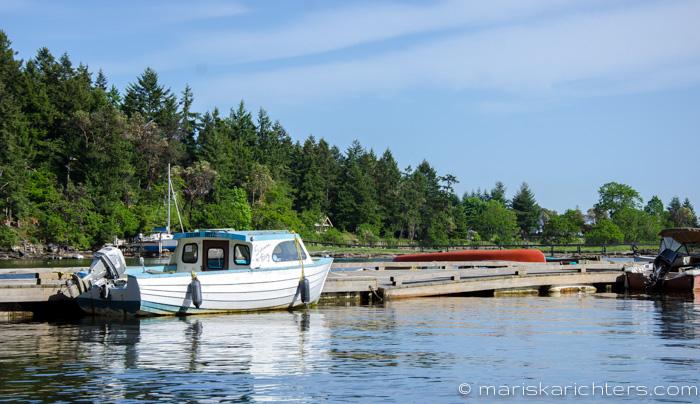 Protection Island in Nanaimo