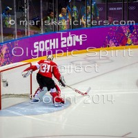 Carey Price at Sochi 2014 - Print