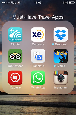 Must-Have Travel Apps for iPhone