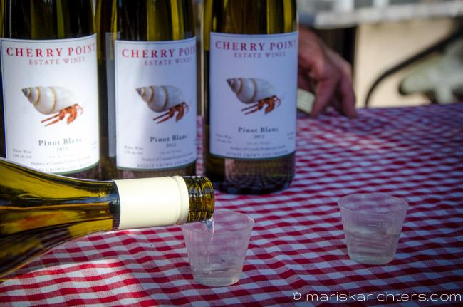 Cherry Point Vineyard - Wines