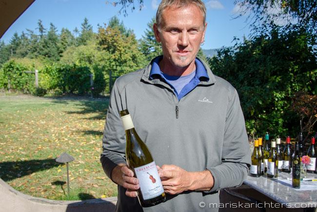 Cherry Point Vineyard - Wine Maker