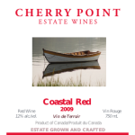 Cherry Point Wines - Coastal Red 2009