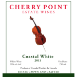 Cherry Point Wines - Coastal White 2011