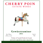 Cherry Point Wines - gewurz_2011_front