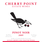 Cherry Point Wines - Pinot Noir