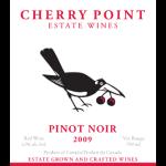 Cherry Point Wines - Pinot Noir