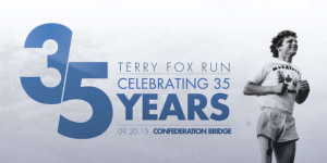 Terry Fox - 35th Anniversary