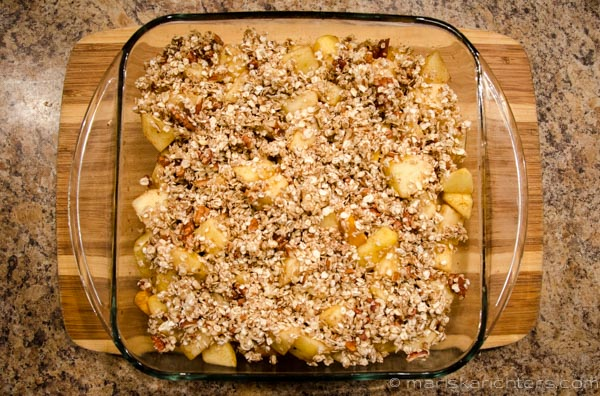 Apple Crisp Recipe - 21 Day Fix Approved