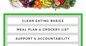 Free Clean Eating Challenge, Starts September 19