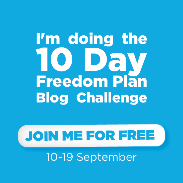 Join Natalie Sisson's 10 Day Blog Challenge