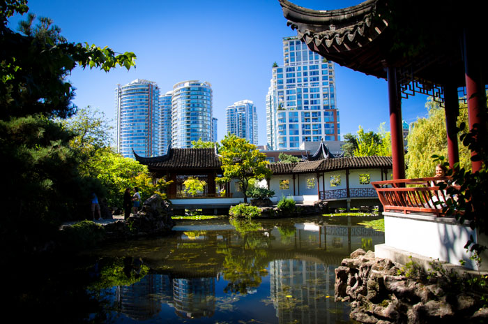 The Dr. Sun Yat-Sen Classical Chinese Garden, Vancouver, Canada