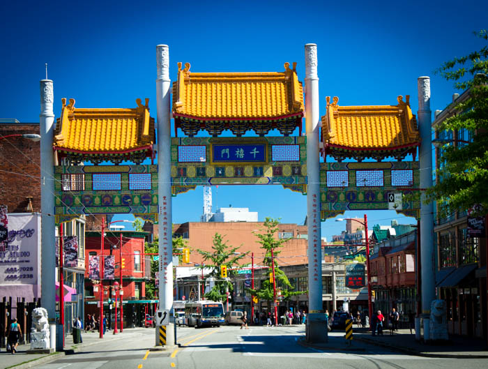 Chinatown, Vancouver, Canada