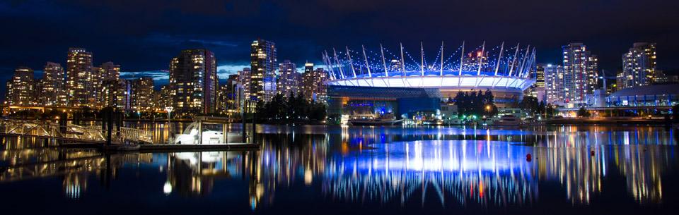 BC Place, Vancouver