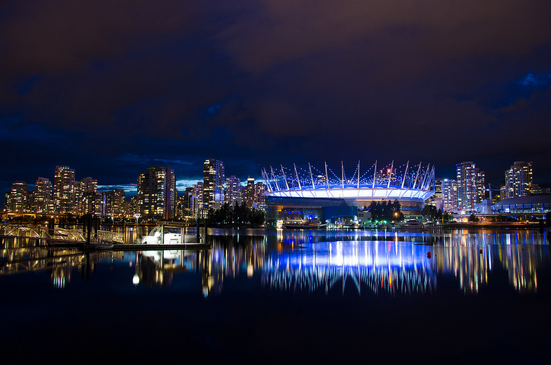BC Place, Vancouver, Canada