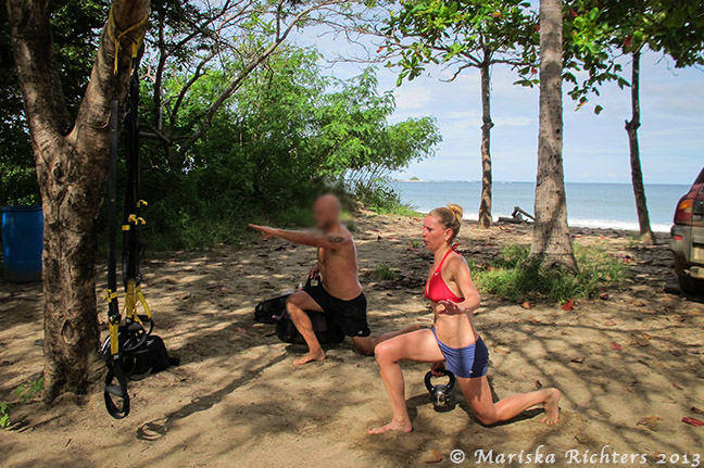 Tamarindo Workout