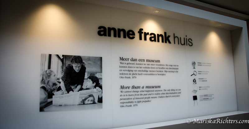 Anne Frank Huis, Amsterdam