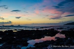 Costa RicanSunset in Tamarindo
