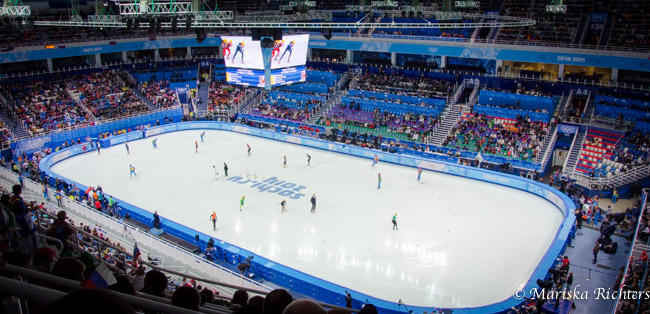 Short Track Speed Skating - Sochi 2014 Olympics
