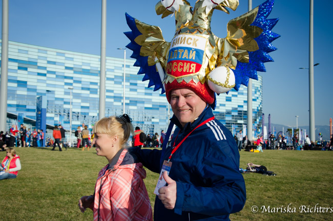 Russian Olympic Spirit