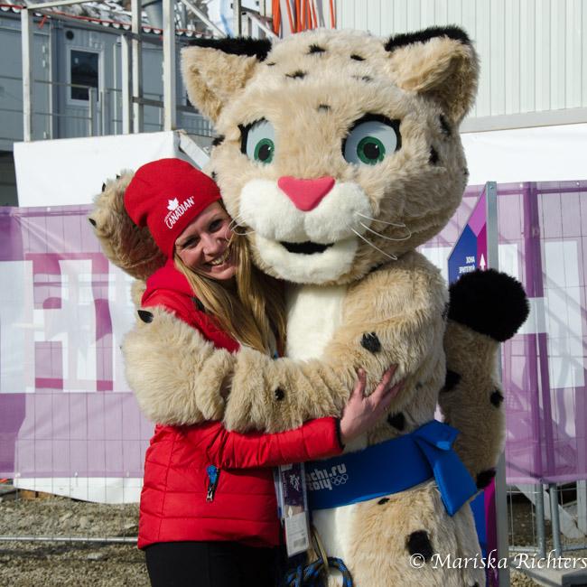 Sochi 2014 Olympics Mascot