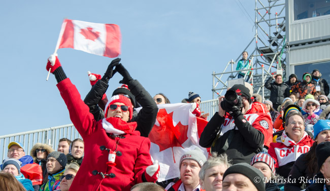 Canadian Olympic Spirit