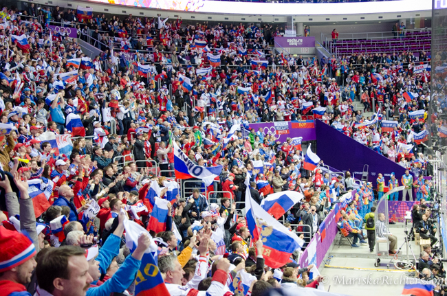 Sochi 2014 Olympics Fans