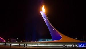 Sochi 2014 Olympic Cauldron