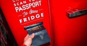 Molson Passport Fridge