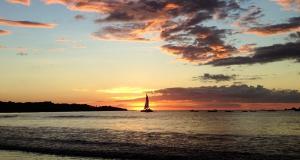 Tamarindo Sunset cropped