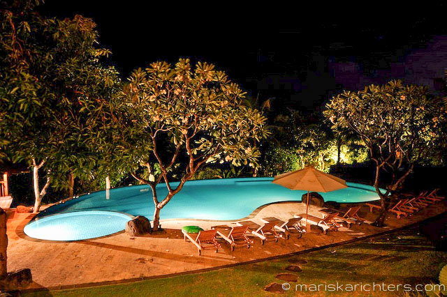 Villa Kembang Kertas Bali - Swimming Pool