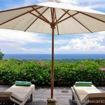 Villa Kembang Kertas Bali - Upper deck