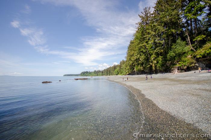Sandcut Beach